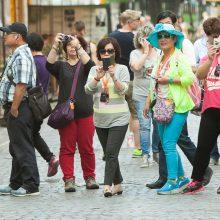 Turistų nakvynių skaičiaus augimas Lietuvoje – vienas didžiausių ES