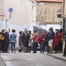 Praėjusių metų pabaigoje Lietuvos gyventojų kelionių skaičius krito apie 21 proc.