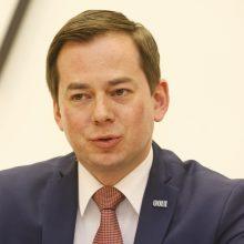A. Pranckevičius apie ES biudžetą: laiko deryboms nėra daug