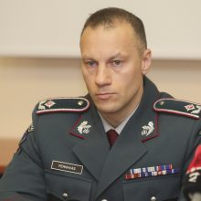 L. Pernavas: Lietuvos pareigūnų aprūpinimas yra vienas geriausių