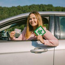 Vairavimo mokyklos: norinčiųjų mokytis vairuoti skaičius žymiai sumažėjo