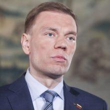 M. Puidokas rinkimuose dalyvaus su Darbo partija: sieks vadovauti Kauno skyriui