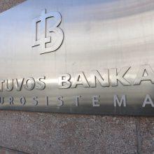 Lietuvos banko kasose laikinai bus pradėtos teikti svarbiausios paslaugos