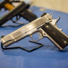 Seimas iš naujo svarstys nuostatą dėl teisės turėti ginklą karo atveju