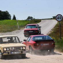Istoriniais automobiliais – po Lietuvą ir Lenkiją