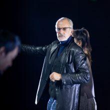 """Vilniaus mažajame teatre atgims R. Tumino spektaklis """"Čia nebus mirties"""""""