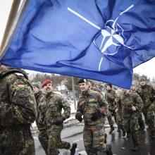 15 metų NATO narystės proga – Kapitono Lietuvos ir Kapitono Amerikos susitikimas