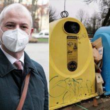 Ministerija siūlo tobulinti atliekų tvarkymą