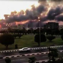 JAV tikisi JT veiksmų dėl atakų Saudo Arabijoje