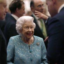 Britų monarchei dėl medicininių priežasčių rekomenduota kelias dienas pailsėti