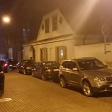 Kaunietis rėžė: už eismo organizavimą Senamiestyje po eglute nusipelno tik akmens