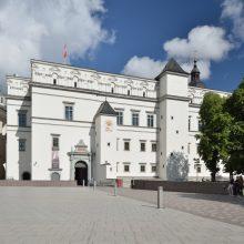 Valdovų rūmai atsivers su ypatinga lankytojų apsaugos sistema