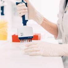 Kauno klinikose atliktas pirmasis viso žmogaus genomo tyrimas