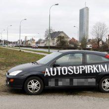 Reklaminių automobilių savininkai įsismarkavo: į baudas nereaguoja?
