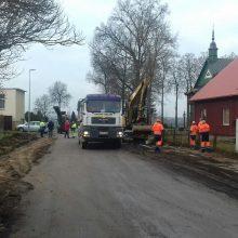 Važiuosime patogiau – Kauno rajone atsiras per 25 km naujos asfalto dangos