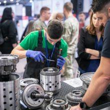 Jauniesiems mechanikams – profesionalų verti iššūkiai