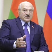 Europa ragina Baltarusiją panaikinti mirties bausmę