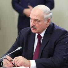 Baltarusija pasiruošusi pirkti naftą ne iš Rusijos pasaulinėmis kainomis