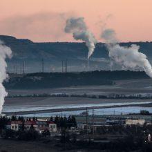 Oro tarša dėl iškastinio kuro deginimo kasmet kainuoja 2,9 trln. dolerių