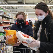 Ž. Mauricas: maisto prekių pardavimai išaugs, restoranų pajamos ženkliai kris