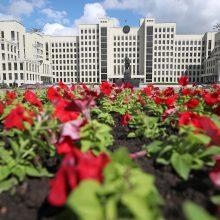 Lietuva skyrė 50 tūkst. eurų Baltarusijos kovai su koronavirusu