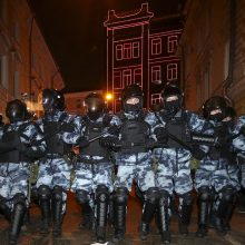 Rusija: opozicijos protestas su žibintuvėliais organizuojamas prisidedant Vakarams
