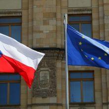 Čekija prašo ES ir NATO partnerių išsiųsti rusų diplomatų