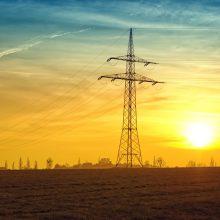 Elektros kaina Lietuvoje – mažiausia nuo praėjusių metų balandžio