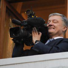 P. Porošenka tikisi laimėti per kitus Ukrainos prezidento rinkimus