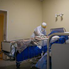 Vilniaus COVID-19 ligoninėse – 90 proc. neskiepytų pacientų