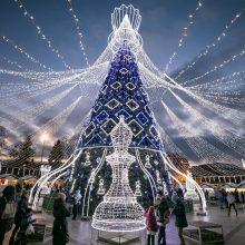 Karališkos Kalėdos sostinėje: šventinius renginius aplankė daugiau nei milijonas