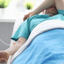 Stemplės vėžio operacija: vietoj didelio pjūvio – keli randeliai