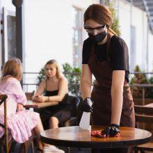 D. Razmuvienė: barai ir kavinės nėra vieta, kurioje virusas negali plisti