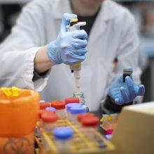 Europoje užsikrėtusių koronavirusu skaičius viršijo 1,5 milijono