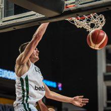 Lietuvos krepšininkai palaužė Daniją ir iškovojo kelialapį į Europos čempionatą