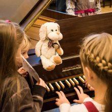 """Kauno filharmonija kviečia į """"Vaikų muzikos dieną"""""""