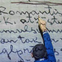 """""""Versmė"""" kviečia jaunuosius rašytojus į kūrybines dirbtuves su N. Yoeli"""