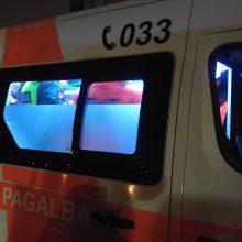 Kupiškio rajone per girto vairuotojo sukeltą avariją sužaloti trys žmonės