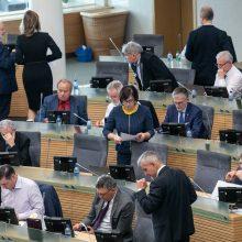 Seimas pradeda 2020 metų PSDF biudžeto svarstymą