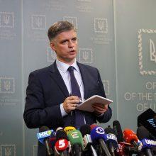 Kijevas: Ukrainai suteikta prieiga prie Irane sudužusio lėktuvo juodųjų dėžių