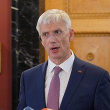 Latvijos valdžia sutarė dėl vienkartinių išmokų pensininkams ir neįgaliesiems