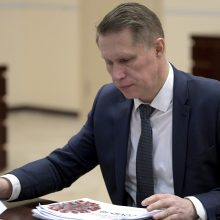 Rusija vakcinos nuo koronaviruso klinikinius bandymus pradės po 5-6 mėnesių