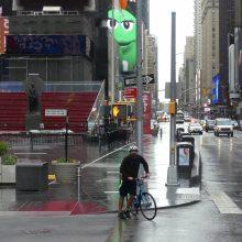 Niujorko valstijoje – per 100 000 patvirtintų koronaviruso atvejų