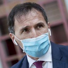 Italijoje burs savanorių grupę, prižiūrėsiančią koronaviruso priemonių laikymąsi