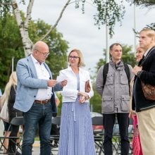 Būsimų čempionų kalvė: Kaune atidaryta nauja irklavimo bazė