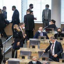 Seimas priimta rezoliucija įsipareigojo sparčiau įteisinti internetinį balsavimą per rinkimus