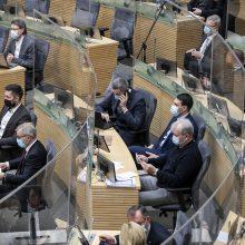 """Seimas priėmė svarstyti kitų metų """"Sodros"""" biudžeto projektą: didėtų vaiko pinigai, pensijos"""