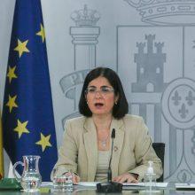 """Ispanija sustabdė skiepijimą """"AstraZeneca"""" vakcina"""