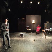 """Premjera """"Kafka Insomnia"""": audiovizualinė kelionė per F. Kafkos kūrybą"""