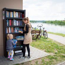 Paplūdimio bibliotekos Kaune pradeda ketvirtąjį sezoną